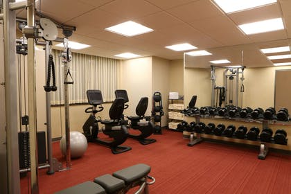Health Club | Hyatt Place Flushing/LaGuardia Airport