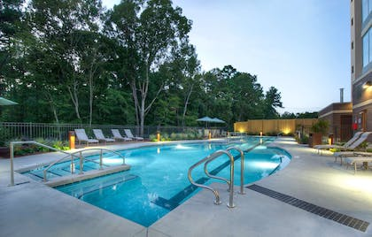 Pool | Hyatt Place Durham Southpoint