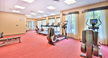 Health Club | Hyatt Place Durham Southpoint