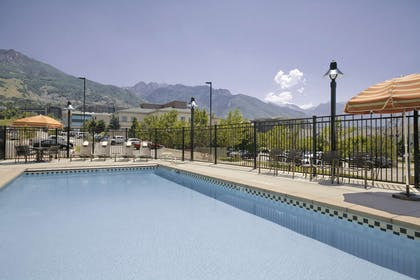 Pool | Hyatt Place Salt Lake City/Cottonwood