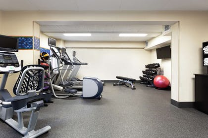 Health club | Hampton Inn Amelia Island at Fernandina Beach