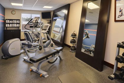 Health club | Hampton Inn Alpine