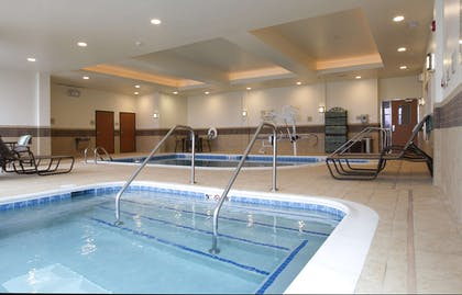 Health club | Hilton Garden Inn Cedar Falls Conference Center