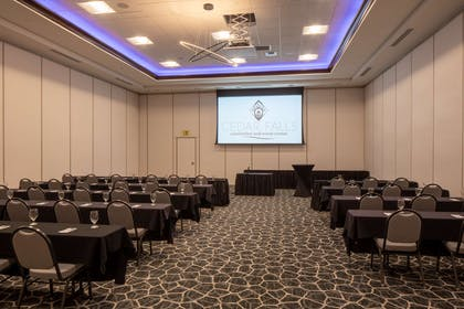 Meeting Room | Hilton Garden Inn Cedar Falls Conference Center