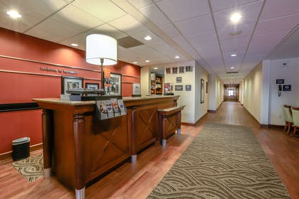 Reception | Hampton Inn & Suites Tomball Houston NW