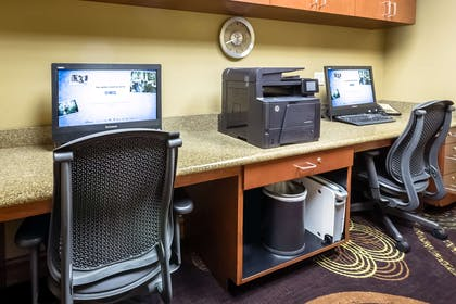 Business Center | Hampton Inn & Suites Tomball Houston NW
