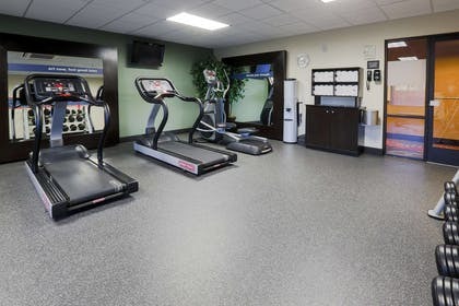 Health club | Hampton Inn & Suites Tomball Houston NW