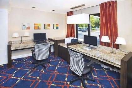 Business Center | Hampton Inn & Suites Annapolis