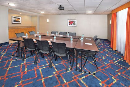 Meeting Room | Hampton Inn & Suites Annapolis
