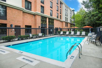Pool | Hampton Inn & Suites Annapolis