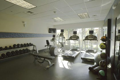 Health club | Hampton Inn and Suites Suisun City Waterfront