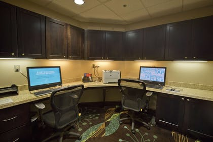 Business Center | Hampton Inn and Suites Suisun City Waterfront