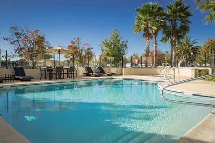 Pool | Hampton Inn and Suites Suisun City Waterfront