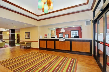 Reception | Hampton Inn Athens, TN