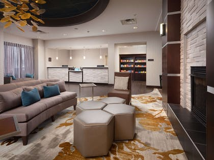 Lobby | Homewood Suites by Hilton Atlanta NW-Kennesaw Town Ctr