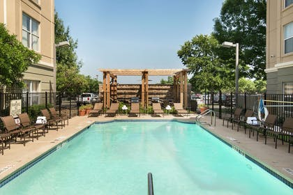 Pool | Homewood Suites by Hilton Austin-South/Airport