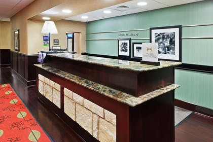 Reception | Hampton Inn & Suites Austin - Lakeway