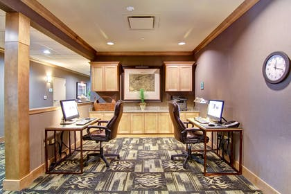 Business Center | Homewood Suites by Hilton Austin/Round Rock