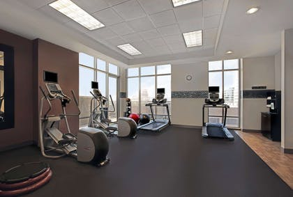 Health club | Hampton Inn & Suites Austin at The University / Capitol