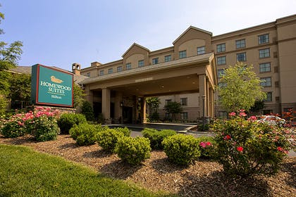 Exterior   Homewood Suites by Hilton Asheville-Tunnel Road