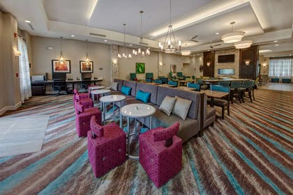 Lobby   Homewood Suites by Hilton Asheville-Tunnel Road