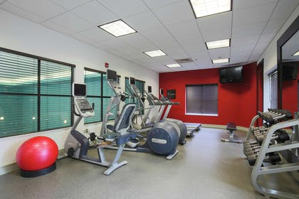 Health club fitness center gym   Homewood Suites by Hilton Asheville-Tunnel Road