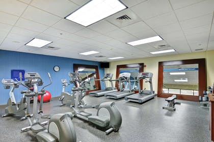 Health club | Hampton Inn & Suites Wilkes-Barre/Scranton