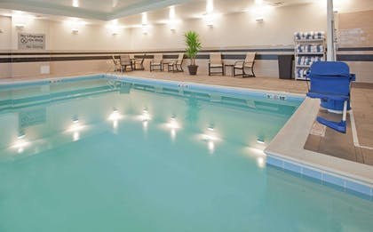 Pool | Hampton Inn & Suites Columbia/South