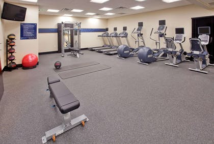 Health club | Hampton Inn & Suites Columbia/South