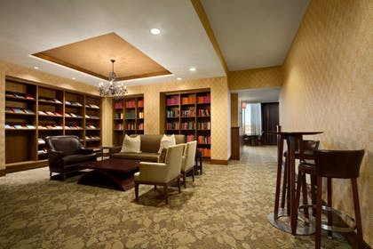 Lobby | Homewood Suites by Hilton Baltimore