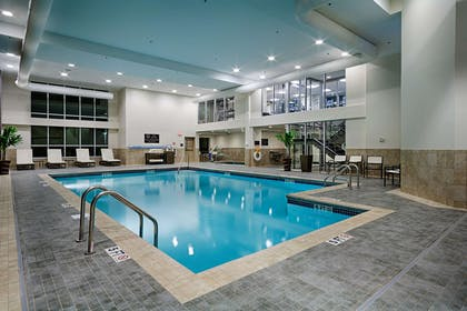 Pool | DoubleTree by Hilton Hotel Bristol, Connecticut