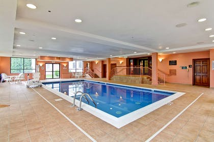 Pool | Homewood Suites by Hilton Stratford