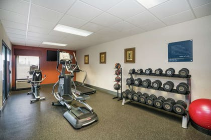 Health club | Hampton Inn Bardstown