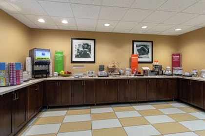 Restaurant | Hampton Inn Bedford