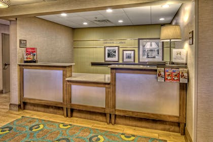 Reception | Hampton Inn Beaufort