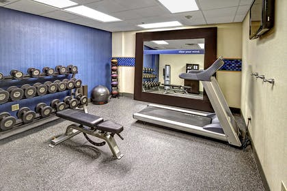 Health club | Hampton Inn Beaufort