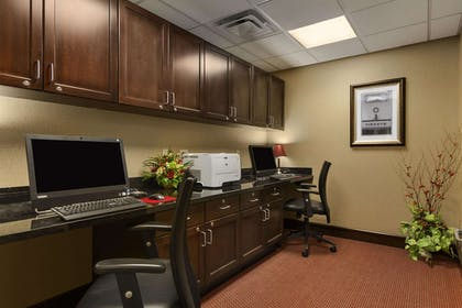 Business Center | Homewood Suites by Hilton Binghamton/Vestal, NY