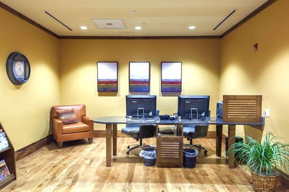 Business Center | Homewood Suites By Hilton Billings, MT