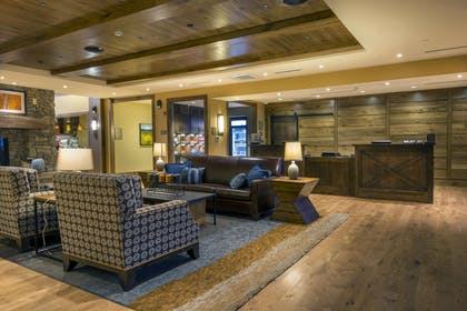 Reception | Homewood Suites By Hilton Billings, MT