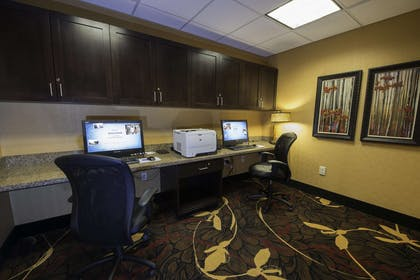 Business Center | Hampton Inn & Suites Bismarck Northwest