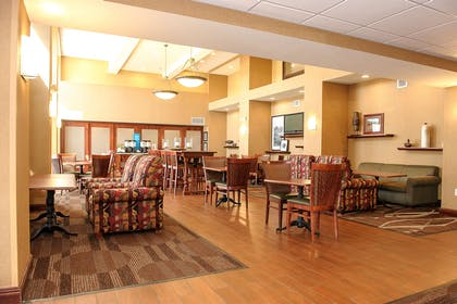 Reception | Hampton Inn Suites Brookings