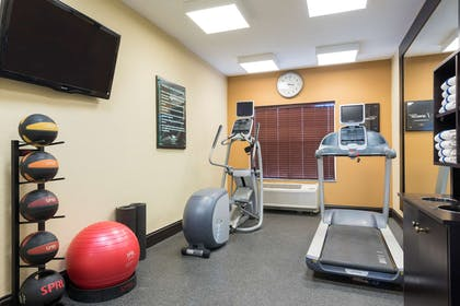 Health club fitness center gym   Homewood Suites by Hilton Bloomington