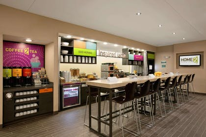 Breakfast Area | Home2 Suites by Hilton Nashville-Airport
