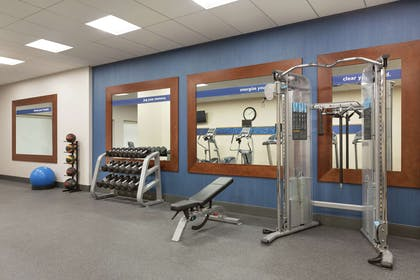 Health club | Hampton Inn & Suites Nashville-Downtown