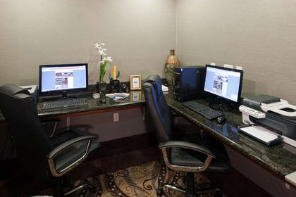 Business Center | Homewood Suites by Hilton Boston / Andover