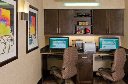 Business Center | Homewood Suites by Hilton Boston/Canton, MA