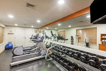 Health club | Homewood Suites by Hilton Brownsville