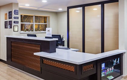 Reception | Homewood Suites by Hilton Brownsville