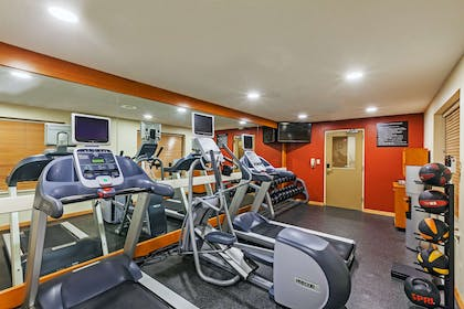 Health club fitness center gym | Homewood Suites by Hilton Brownsville