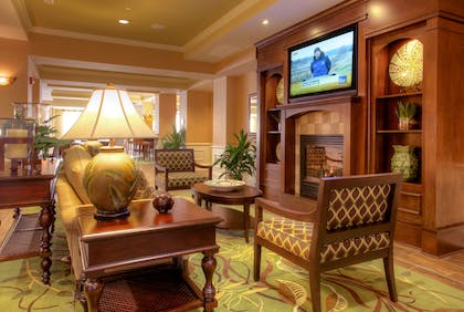 Reception | Hampton Inn and Suites Jekyll Island